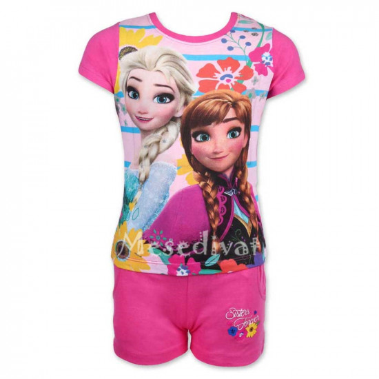 Jégvarázs nyári együttes vagy pizsama pink
