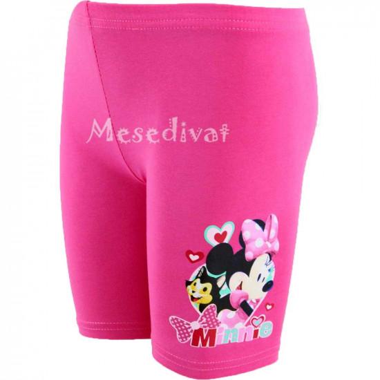 Minnie Egeres nyári rövid leggings rózsaszín