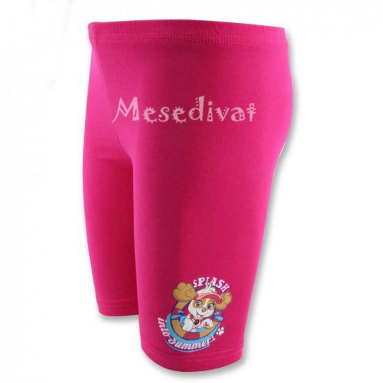 Mancs Őrjárat nyári rövid leggings pink