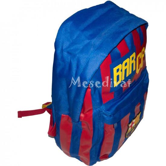 Fc Barcelona hátizsák iskolatáska kék