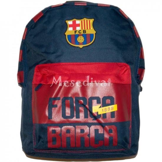 Fc Barcelona hátizsák iskolatáska sötétkék
