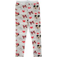Minnie és Mickey Egeres leggings szürke