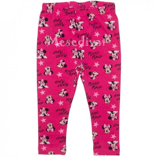 Minnie leggings bébi pink