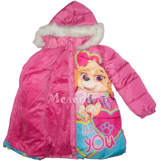 Mancs Őrjárat télikabát kislányoknak