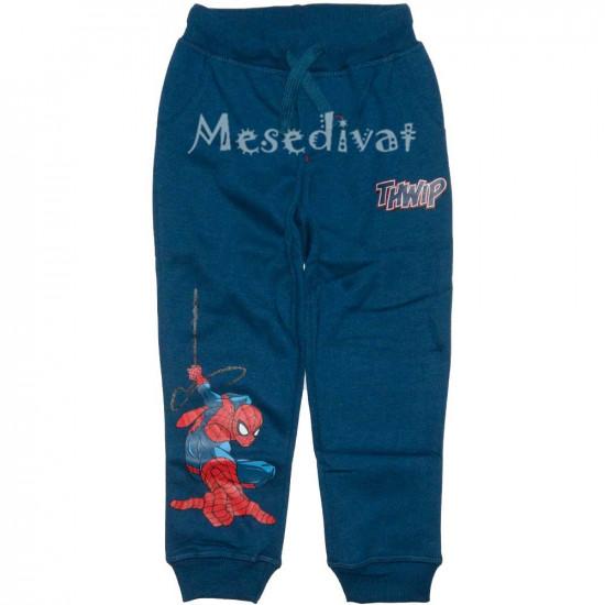 Pókemberes nadrág kék