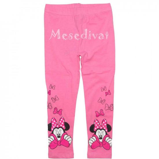 Minnies kislány leggings rózsaszín