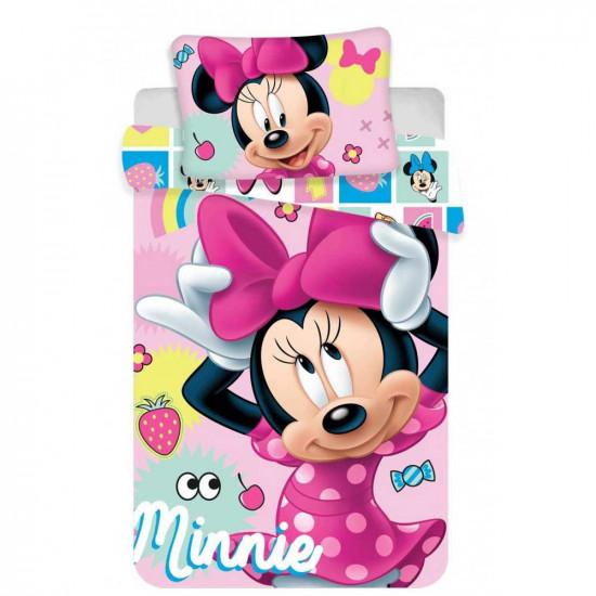 Minnie Mouse ovis ágynemű 100*135