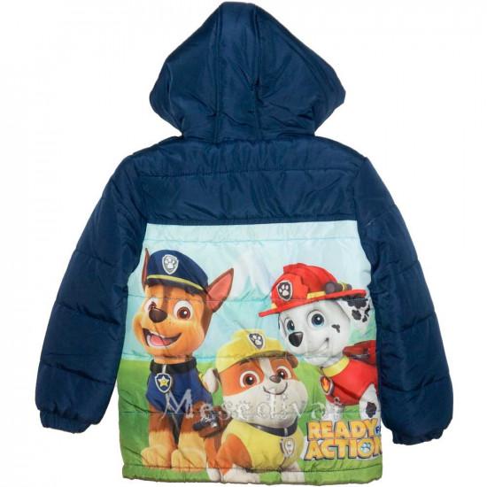 Mancs Őrjárat Paw Patrol télikabát kisfiúknak