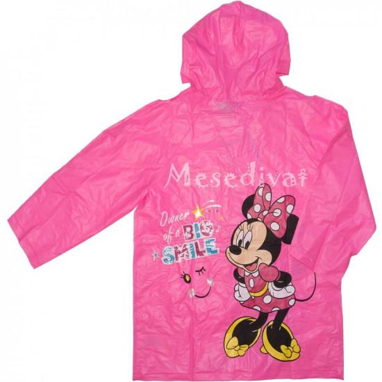 Minnie Mouse esőkabát rózsaszín