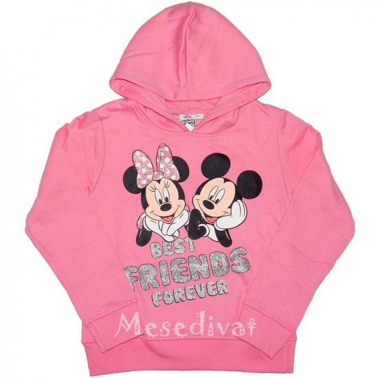 Minnie és Mickey Egeres pulóver kislányoknak
