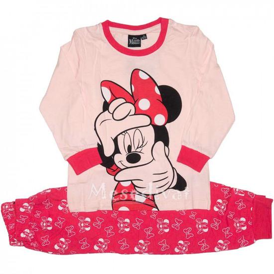 Minnie Egeres hosszúujjas pizsama 98-134
