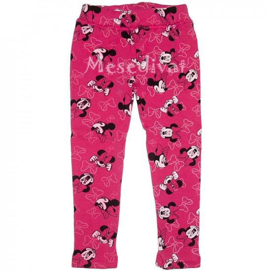 Minnie Egeres téli leggings rózsaszín