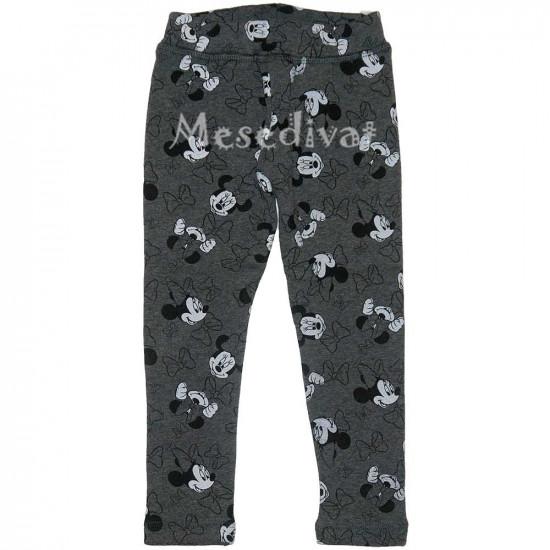 Minnie Mouse téli leggings szürke