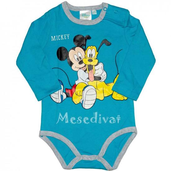 Mickey Mouse hosszú ujjú body