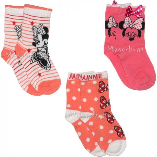 Minnie Mouse zoknicsomag
