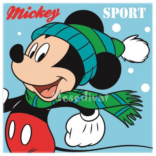 Mickey Egeres kéztörlő arctörlő törölköző