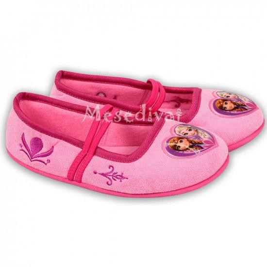 Jégvarázs balerina cipő rózsaszín