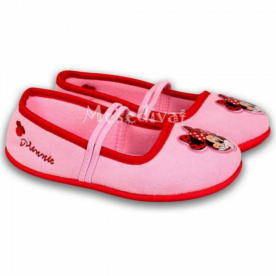 Minnie Egeres balerina cipő rózsaszín