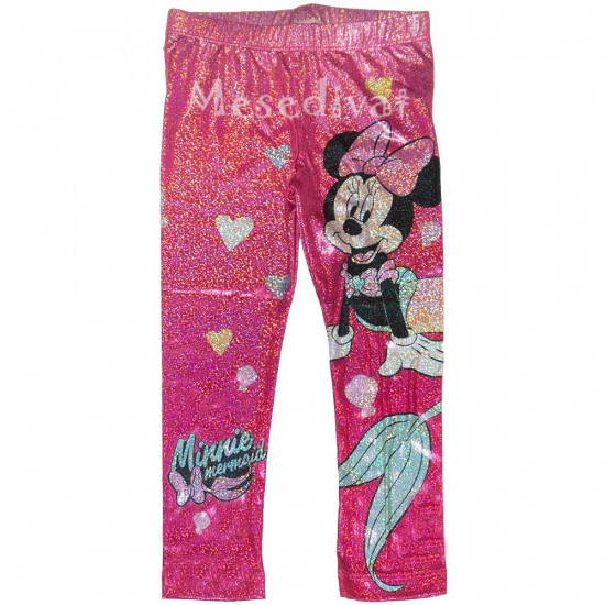 Csillogós Minnie Egeres leggings