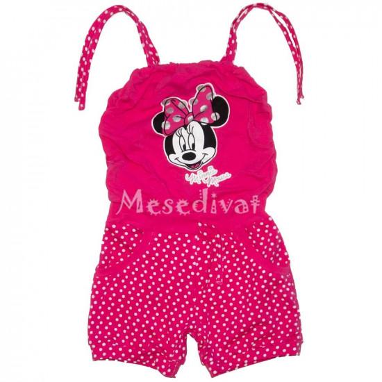 Minnie Mouse nyári overál kislányoknak