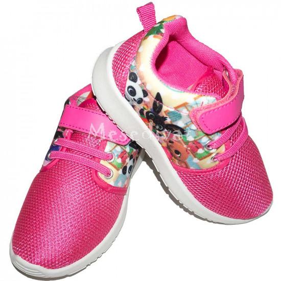 Bing nyuszis tépőzáras sportcipő kislányoknak