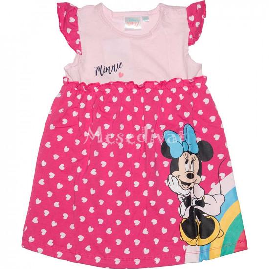 Minnie Mouse baba nyáriruha pink