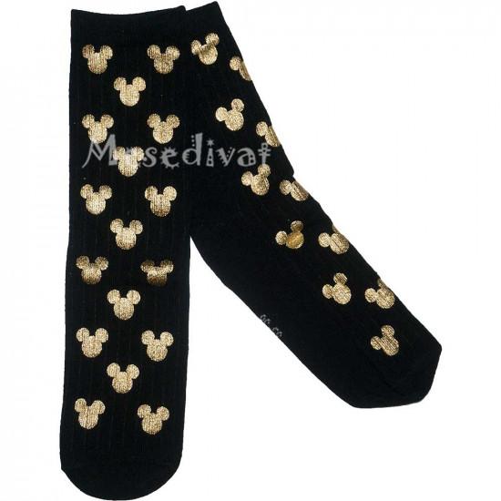 Mickey Egeres női zokni fekete