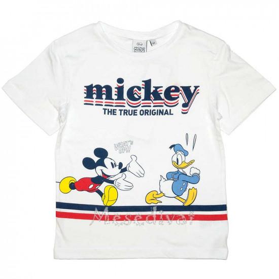 Mickey Egér és Donald kacsa póló