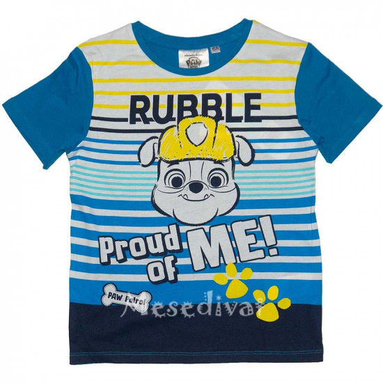 Mancs Őrjárat póló Rubble
