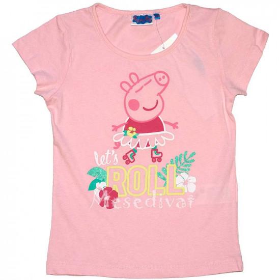 Peppa Malac póló kislányoknak