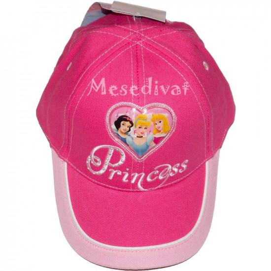 Hercegnős baseball sapka pink