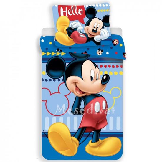 Mickey Mouse ágyneműhuzat 140*200 cm