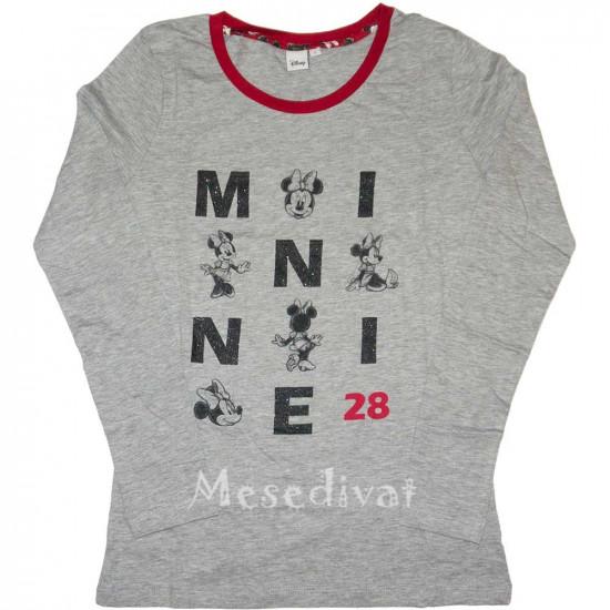 Minnie Egeres női pamut pizsama S-XL