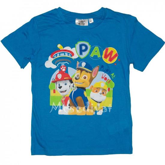 Mancs Őrjáratos póló 98-116 kék