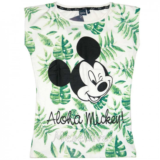 Mickey Mouse női póló Aloha