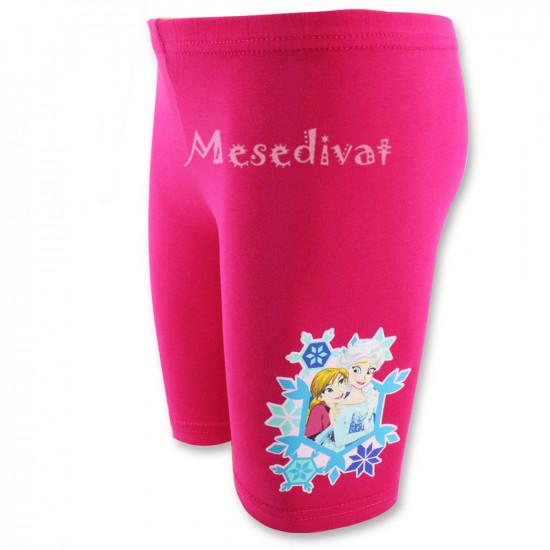 Jégvarázs nyári rövid leggings pink