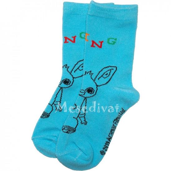 Bing nyuszi zokni kék