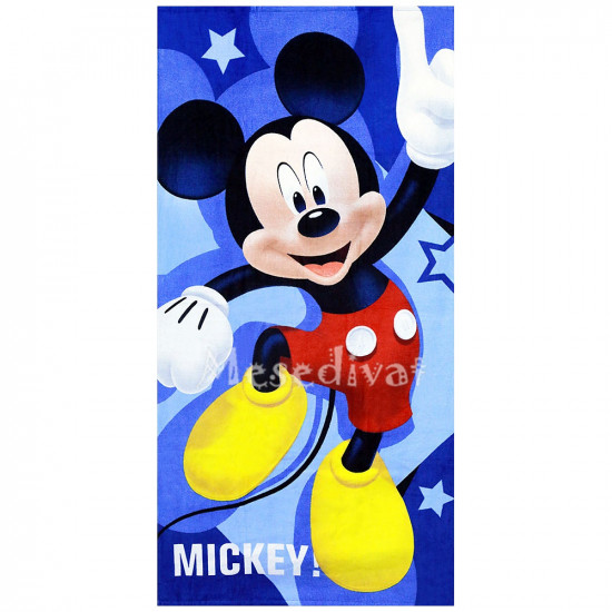 Mickey Mouse fürdőlepedő törölköző