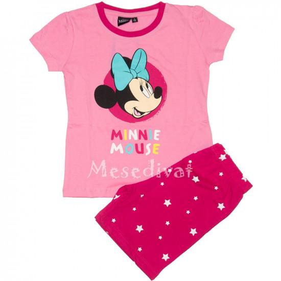 Minnie Egeres nyári szett vagy pizsama rózsaszín pink