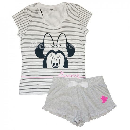 Minnie Egeres felnőtt női rövid pizsama