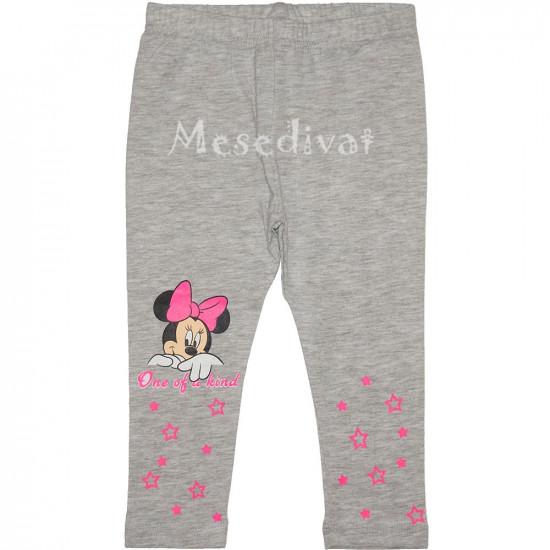 Minnie Mouse bébi leggings szürke