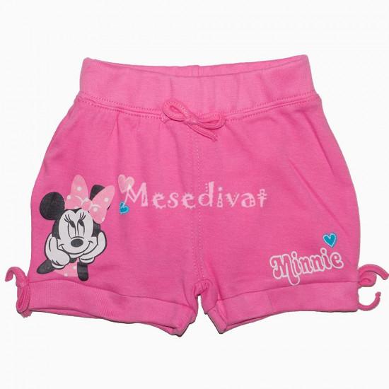 Minnie Mouse baba rövidnadrág rózsaszín