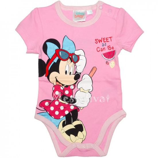 Minnie Mouse kombidressz rózsaszín