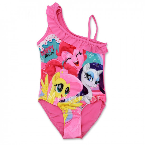 Én kicsi pónim fürdőruha pink 92-116