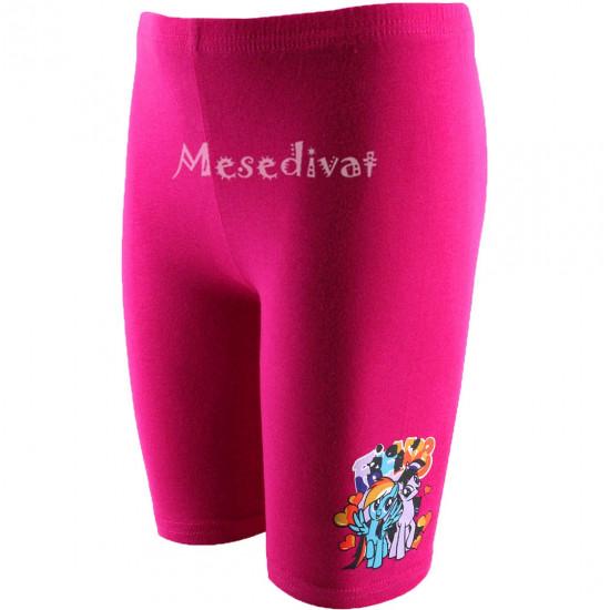 Én kicsi pónim rövid leggings pink