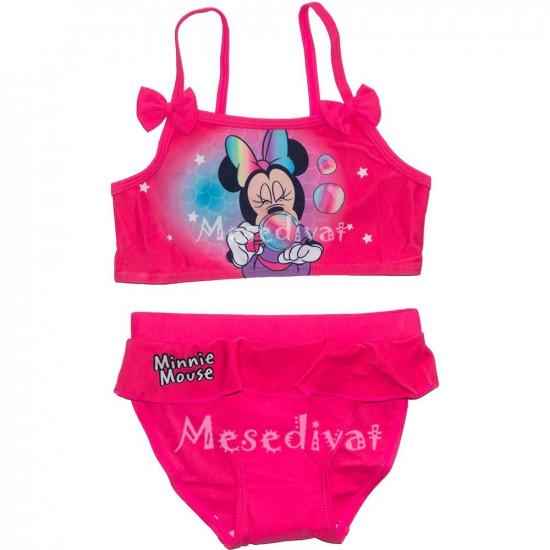 Minnie Egeres 2 részes fürdőruha pink