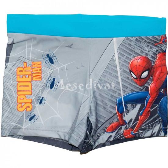 Pókemberes fürdőnadrág szürke 98-134
