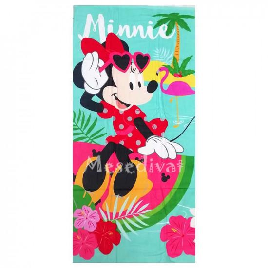 Minnie Egeres fürdőlepedő