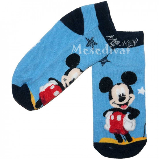 Mickey Egeres titokzokni kék