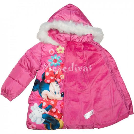 Minnie Mouse télikabát kislányoknak